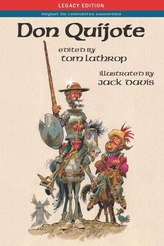 Don Quijote: Legacy Edition (Cervantes & Co.) (Spanish Edition) (European Masterpieces, Cervantes & Co. Spanish Classics