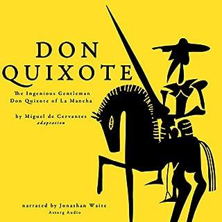 Don Quixote Titelbild
