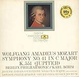 Symphony No. 41 in C Major, K.551 'Jupiter'