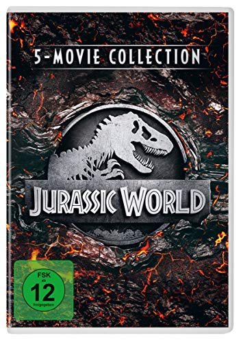 Jurassic World - 5-Movie-Collection [5 DVDs]
