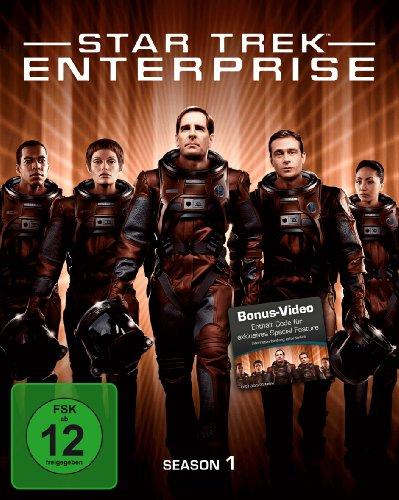 Star Trek - Enterprise/Season 1