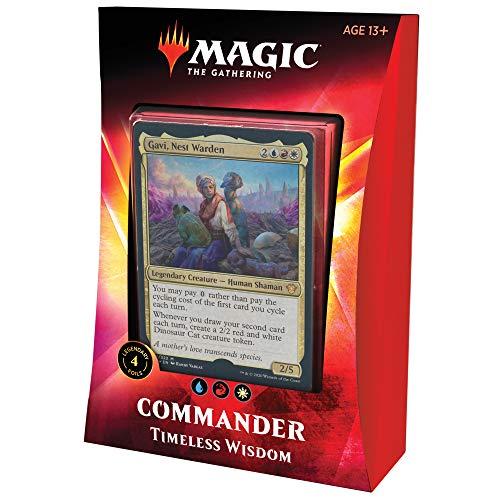 Magic: The Gathering Timeless Wisdom Commander Deck