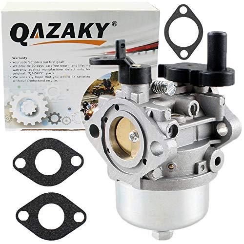 QAZAKY vergaser ersatz für Briggs & Stratton 801396 801233 801255 schneefräse Toro r-tek 2-takt-motoren 084.132 084.133 084.233 084.332 084.333 snowblower carb