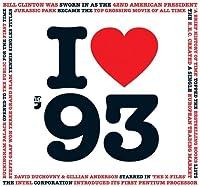 The CDCard会社I Heart 1993CDグリーティングカード