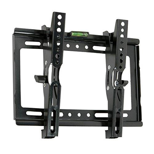 テレビ壁掛け 金具 JinNiu 14-42インチ 汎用液晶TVモニター取り付け金具け 上下角度調節可能 24 32 37 40型 VESA対応最大規格250*210mm 最大耐荷重25kg