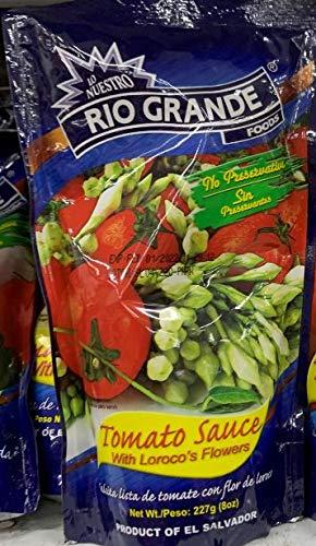 Lo Nuestro Super intense SALE Rio Ranking TOP12 Grande Tomato Sauce Flowers oz 8 1 Loroco's with