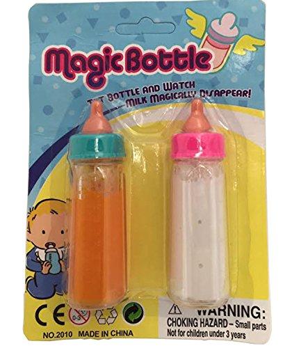Acan Pack de 2 biberones mágicos