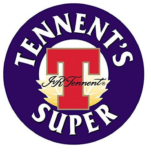 Dessous-de-verre à bière marque Tennent's Super Kit 50 pièces