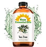 Tea Tree Essential Oil (Huge 4oz Bottle) Bulk Tea Tree Oil - 4 Ounce