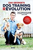 Dog Training Revolution book by Zak George - paperback, audio and Kindle versions