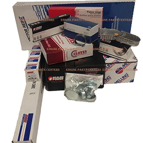 Ford 390 Car MASTER Engine Kit 1966-70..Pistons rings gaskets bearings camshaft timing Oil Pump (ALL STD Sizes)