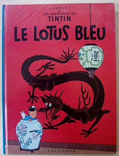 Les Archives Tintin - 1 - Le Lotus bleu