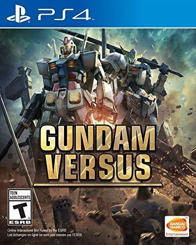 Gundam Versus - PlayStation 4 (PS4)
