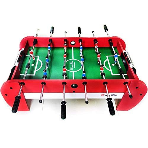 Heavy Duty Foosball Tabletop Games, Arcade Table Games for Children, do szybkiej, swobodnej gry w piłkarzyki z dziećmi i przyjaciółmi (gry na biurko)