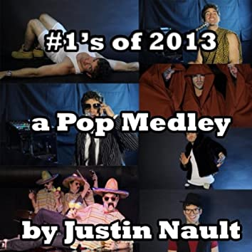 #1's of 2013 Pop Medley: The Monster / Wrecking Ball / Blurred Lines / Roar / Can't Hold Us / Harlem Shake / Locked Out of Heaven / Thrift Shop / Just Give Me a Reason / When I Was Your Man / Royals