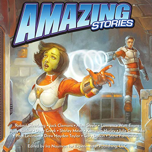 Amazing Stories Volume 76 (Issue 1) audiobook cover art