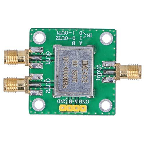 Módulo generador de señal de RF HMC435, módulo de interruptor de RF de doble tiro de un solo polo con gran área de disipación de calor