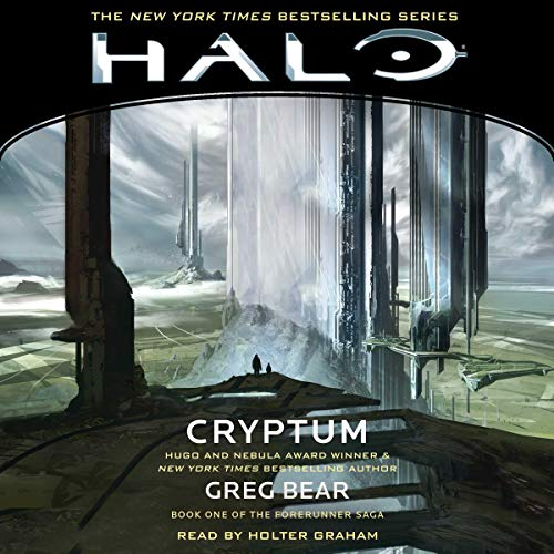 HALO: Cryptum audiobook cover art