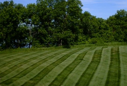 """Harrison Specialties Professional Lawn Striper Kit for 2014-2018 John Deere Ztrak 930 with 60"""" 7-Iron Deck with Tires; Beautifully Stripe While You Mow"""