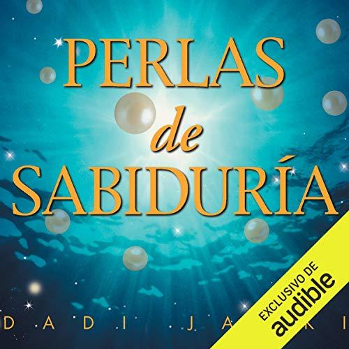 Diseño de la portada del título Perlas de Sabiduría