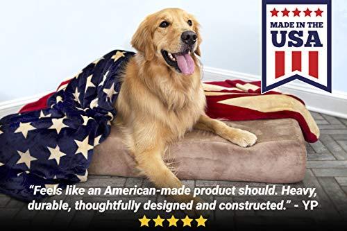 Product Image 5: Big Barker 7″ Pillow Top Orthopedic Dog Bed
