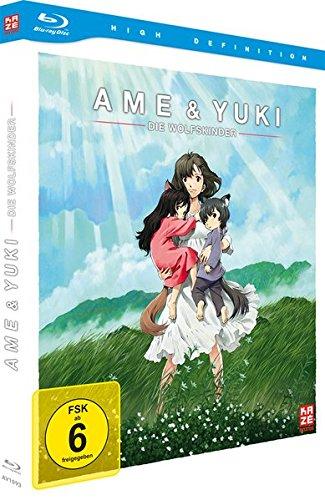 Ame & Yuki - Die Wolfskinder [Blu-ray]
