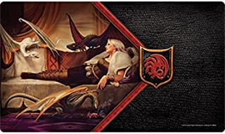 A Game of Thrones Playmat: The Mother of Dragons