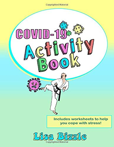 COVID-19 Activity Book: Stay Active During Quarantine