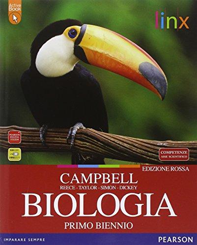 Biologia. Ediz. rossa. Per il biennio delle Scuole superiori. Con DVD-ROM. Con espansione online