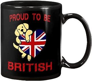 proud to be british mug