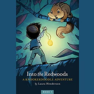 Into the Redwoods cover art