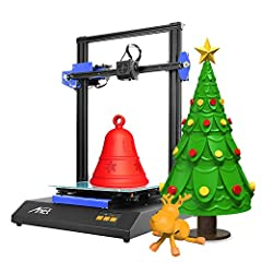 🌞【Dual Z-axis & Stable Y-axis Movement】ET5X applies dual Z-axis rods and motors to make sure the smooth and accuracy of every slight movemen, It can get a high printing speed and higher printing precision. Dual Y axis provide a guideway for a more st...