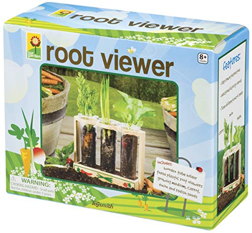 Price comparison product image Toysmith Garden Root Viewer