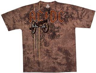 Liquid Blue Men's ACDC Chain Reaction Short Sleeve T-Shirt
