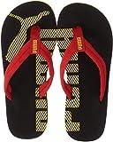 PUMA Epic Flip V2, Zapatos de Playa y Piscina Unisex Adulto, Rojo (High Risk Red/Saffron 34), 42 EU