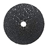 Mercer Industries Floor Sanding Disc, Silicon Carbide, Cloth Back, 7' x 7/8' Hole, Grit 12X, 50 Pack