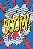 Comic: Leeres Comic Heft | ca. A5 (6x9 inch) | 120 Seiten | Malbuch | Zeichenblock | zum Selber Zeichnen von Comics und anderen Geschichten