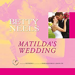Matilda's Wedding cover art