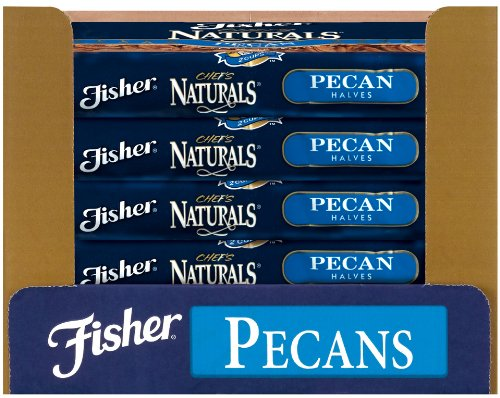 Fisher Pecans - Halves Packages Fancy Ranking TOP9 latest Large 5-Pound
