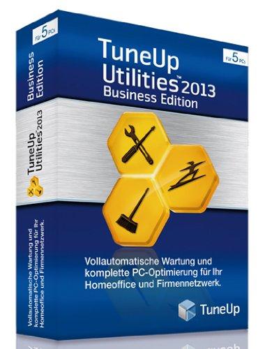 TuneUp Utilities 2013 5-Platz Business Edition [import allemand]