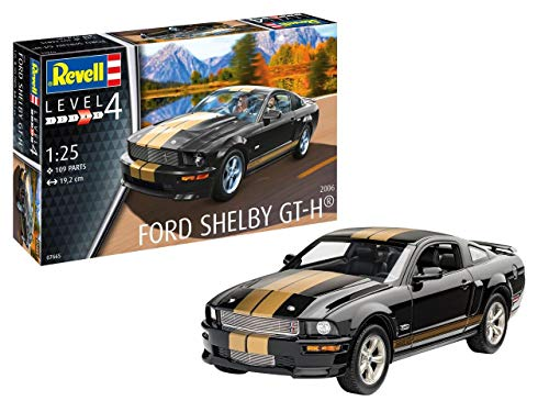 Revell 2006 Ford Shelby GT-H REV-07665, 1:25/19,2 cm, 1/25