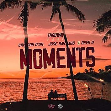 Moments (feat. Cristion D'or, Devo D & Jose Santiago)