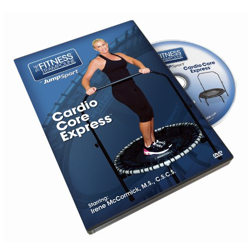 JumpSport Cardio Core Express DVD