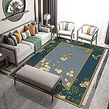 Tapis Grand Salon Tapis Moderne Pas Cher Vintage Floral Chambre Tapis Doux Enfants Tapis carpettes Chambres Runners Moquette...