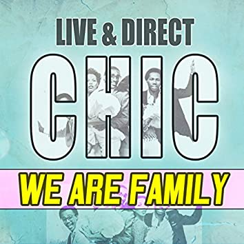 Chic - Live and Direct