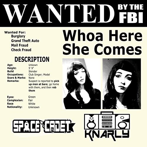 Mob Knarly & Space Cadet