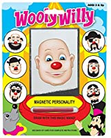 """Magnetic Personalities 7""""X8.75""""-New Wooly Willy (並行輸入品)"""