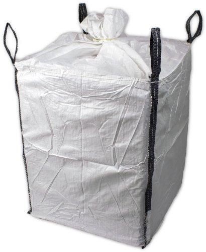 10er Set, Big Bag Unbeschichtet, 90x90x110 cm
