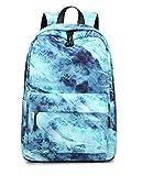 No/Brand Schultasche, wasserdichter Fashion College Rucksack, süße Schultasche mit 15,6'Laptoptasche, Schultasche Geeignet für Teenager, weit verbreitet
