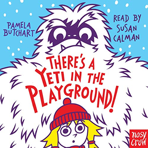 There's a Yeti in the Playground! cover art
